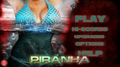 Piranha 3DD The Game