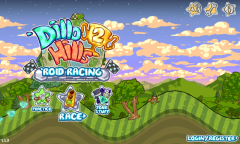 Dillo Hills 2: Roid Racing