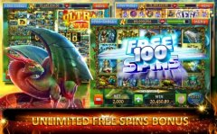 Slots: Journey of Magic