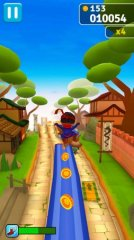 Ninja Kid Run - Free Fun Game
