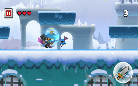 Brave Run 2: Frozen World