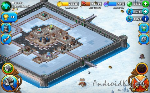 WinterForts: Exiled Kingdom