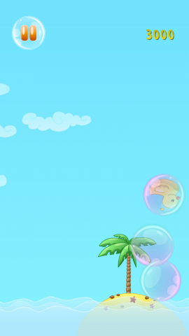 Fun Bubble Jump