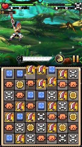 Dragon Hunter 2 - Puzzle RPG