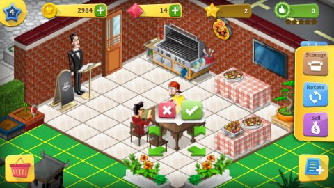 Chef Town: Cook, Farm and Expand