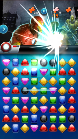 Marvel Puzzle Quest