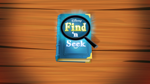 Disney Find 'N Seek
