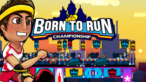 Born to Run (International)