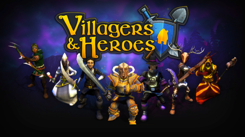 Villagers & Heroes 3D MMO