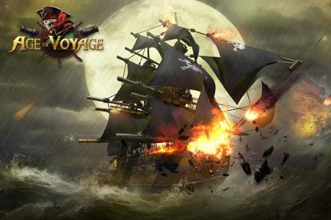 Age of Voyage - pirate's war