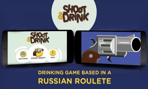 Shoot & Drink: Premium Party Game