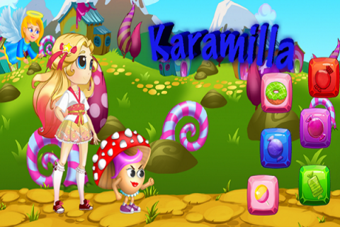 Karamilla: candy monsters