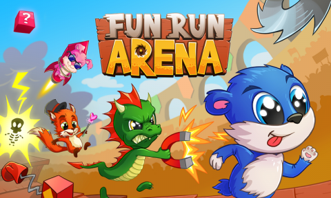 Fun Run 3: Multiplayer Race