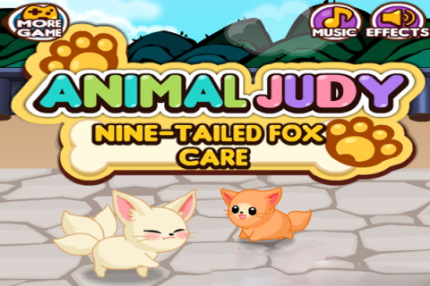 Animal Judy: Nine-Tailed Fox