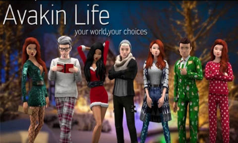 Avakin Life: 3D virtual world