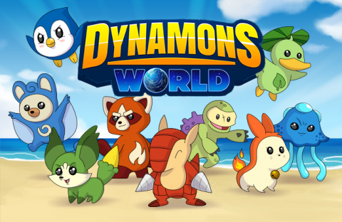 Dynamons World