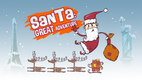 Santa Great Adventure