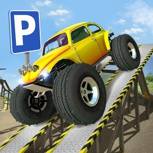 Obstacle Course Car Parking картинка