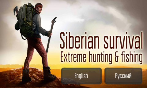 Siberian survival: Hunting