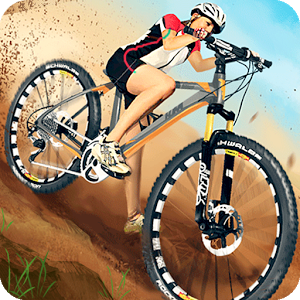 AEN Downhill Mountain Biking картинка