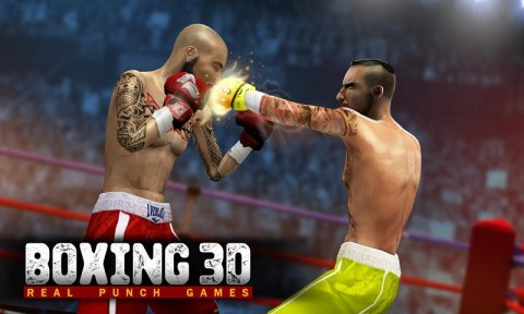 World Boxing 3D: Real Punch  Boxing Games