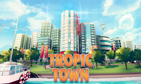 Tropic Town: Island City Bay