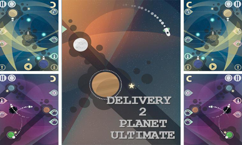 Delivery 2 Planet: Ultimate