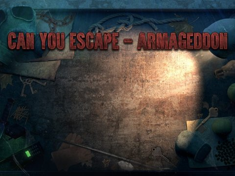 Can You Escape: Armageddon
