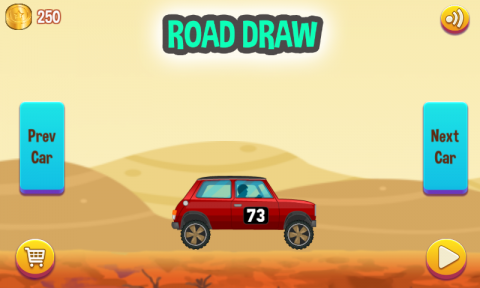 Road Draw: Climb Your Own Hills