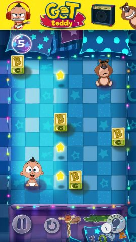 Get Teddy: Puzzle Game