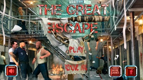 Prison Break: The Great Escape