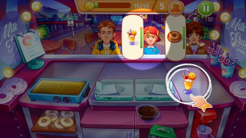 Cooking Craze: A Fast & Fun Restaurant Game