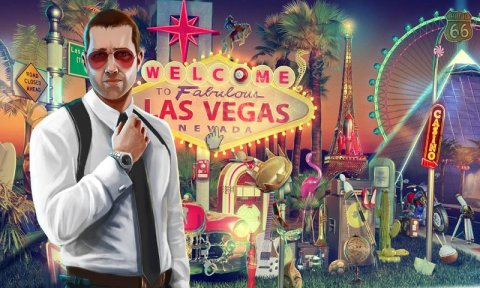 Hidden Object: Las-Vegas Case
