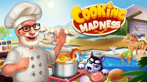 Cooking Madness: A Chefs Restaurant Games