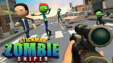 Halloween Sniper: Scary Zombies