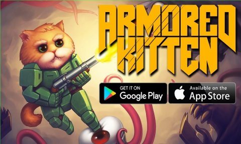 Armored Kitten: Zombie Hunter