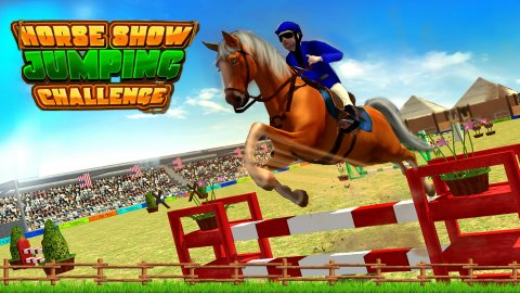 Horse Show Jumping Challenge