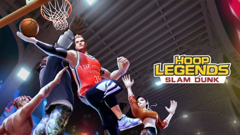 Hoop Legends: Slam Dunk