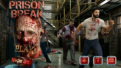 Prison Break: Zombies