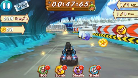 Crazy Racing: Speed Racer