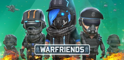 WarFriends: PVP-шутер