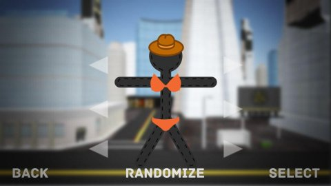 Stick Man Fight 3 d Game