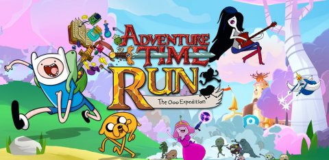 Adventure Time Run