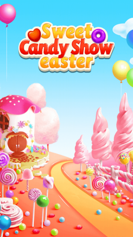 Candy Show: Sweet Easter