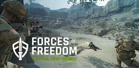 Forces of Freedom (РАННИЙ ДОСТУП)