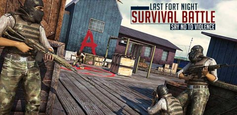 Last Survival Night Battle Say No To Violence