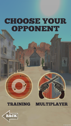 WANTED: Real duels and standoffs for gunslingers