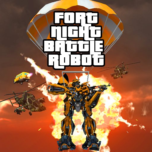 Fortnight Battle Robot картинка
