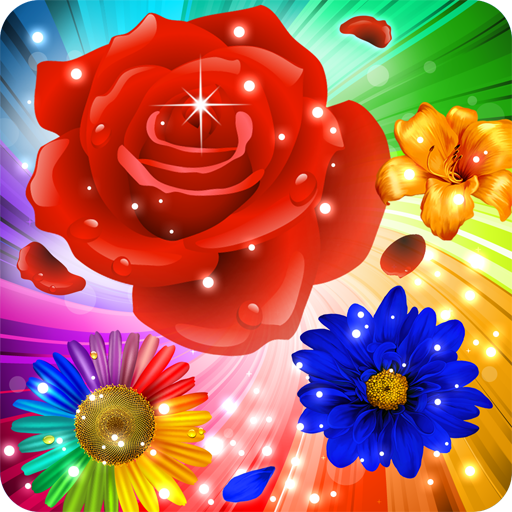Flower Mania: Match 3 Game картинка