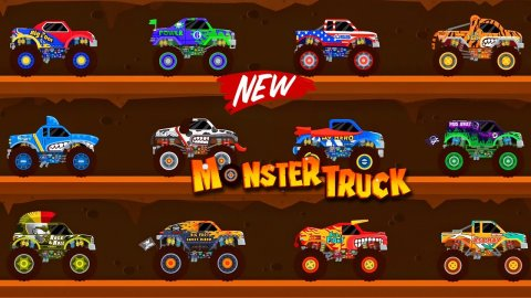 Monster Truck Driver & Racing